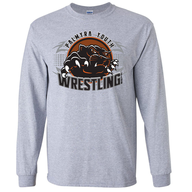 Palmyra Wrestling Long Sleeve T-Shirt