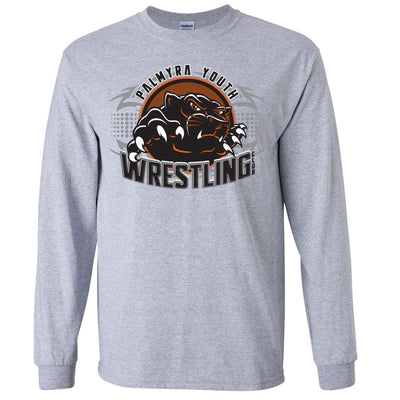 Palmyra Wrestling Long Sleeve