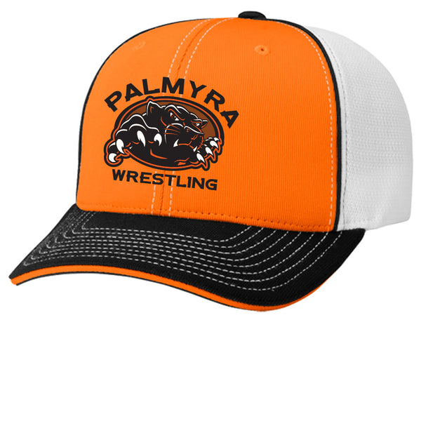 Palmyra Wrestling Fitted Hat