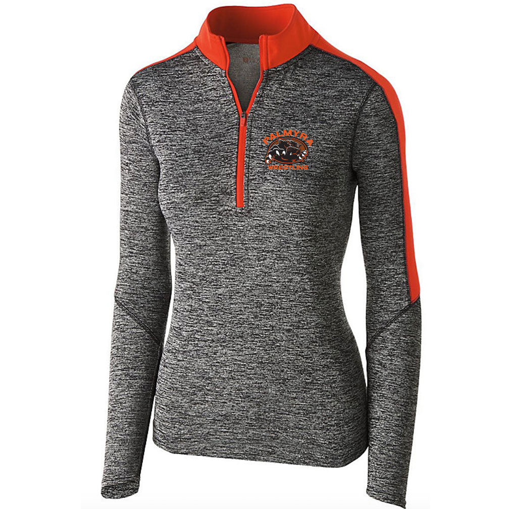 Palmyra Wrestling Woman's Electrify 1/4 Zip