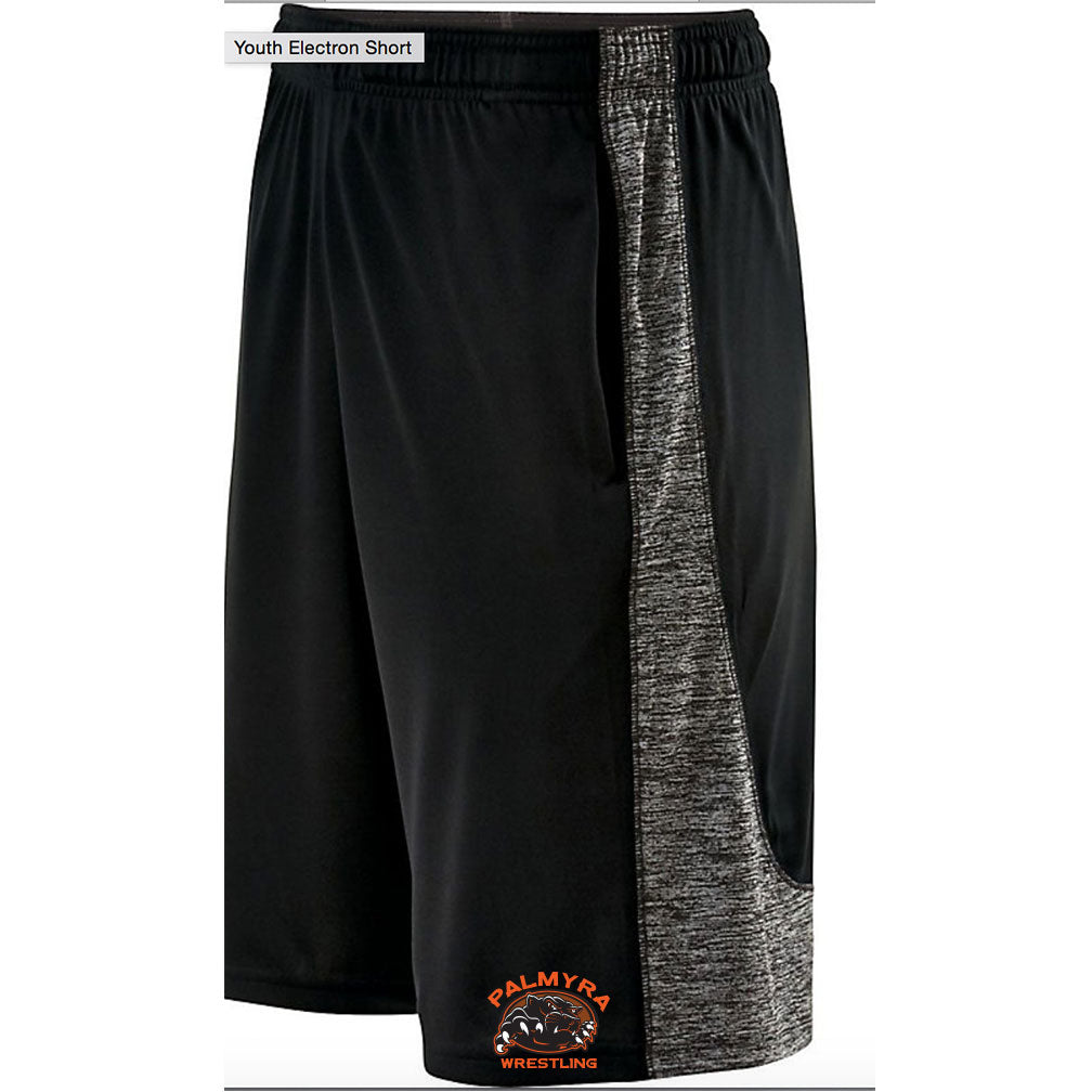 Palmyra Wrestling Electrify Shorts