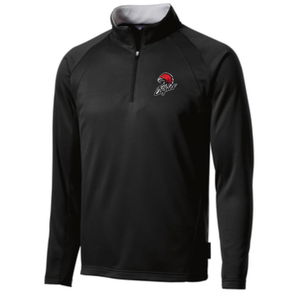 QCCS Fleece Lined 1/4 Zip