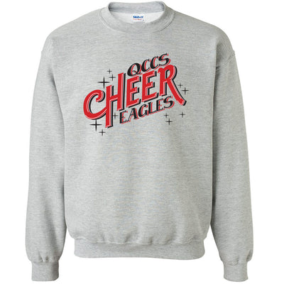 QCCS Winter Sports Crewneck Sweatshirt