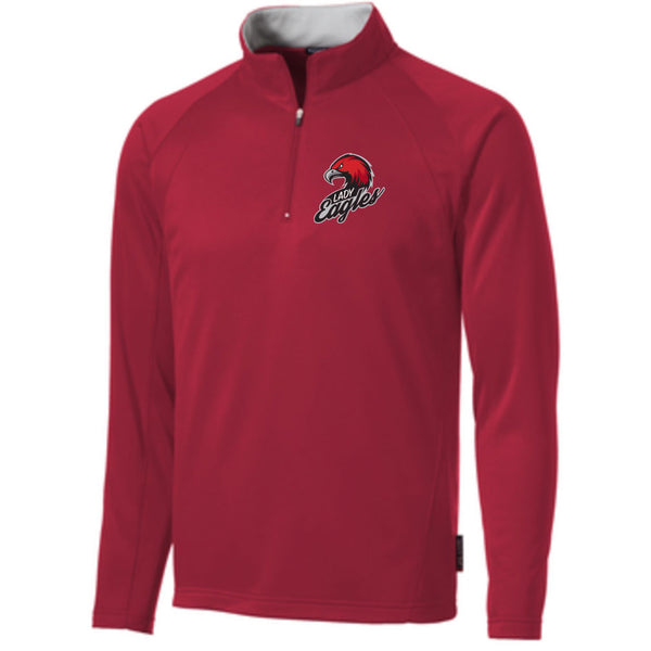 QCCS Winter Sports Fleece Lined 1/4 Zip