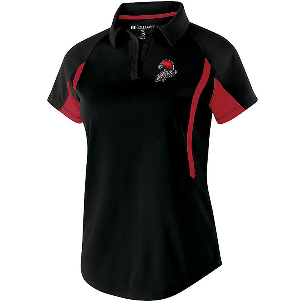 QCCS Winter Sports Ladies Avenger Polo