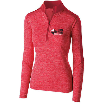 QCCS Winter Sports Ladies Electrify 1/4 Zip