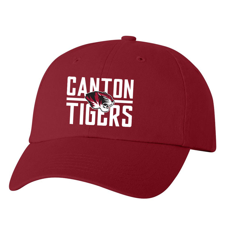 Canton Softstyle Hat Center Tiger