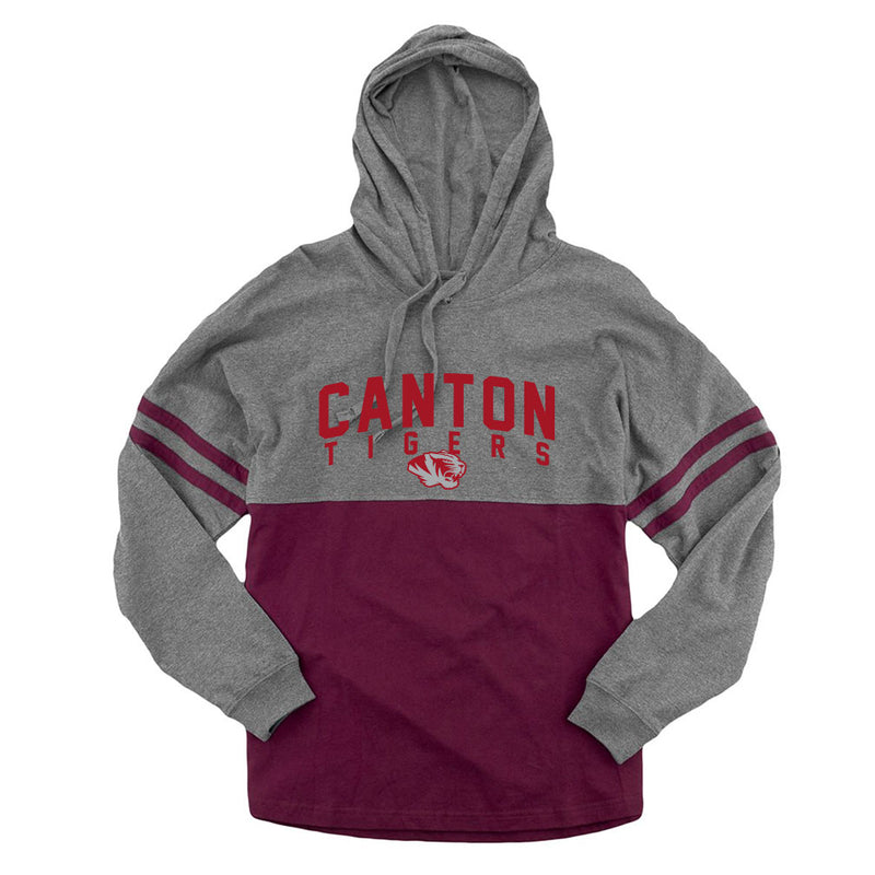 Canton Ladies Spirit Jersey Arched Tiger