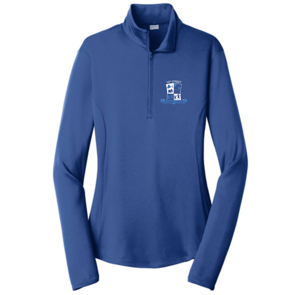 Children's Academy Ladies 1/4 Zip