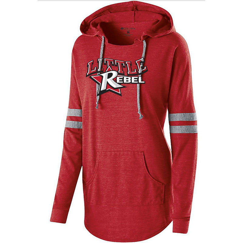 Rebels Ladies Vintage Pullover