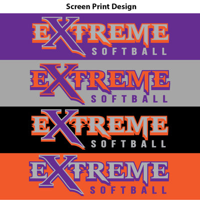 Extreme Softball Ladies Flowy Tank