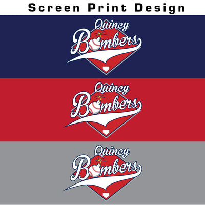 Quincy Bombers Drift Long Sleeve
