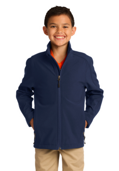 Raider Football 2019 Youth Soft Shell Jacket