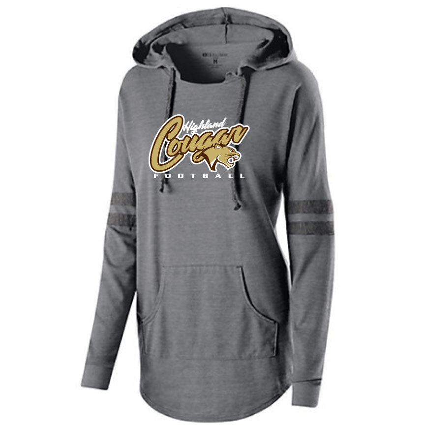 Womens Hooded Pullover