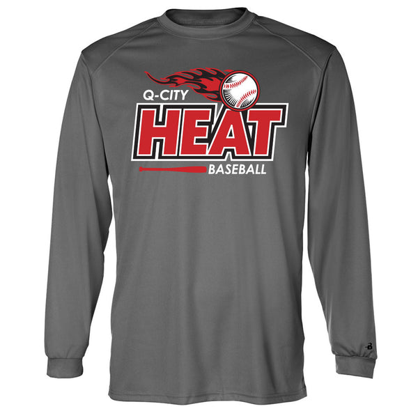 Q-City Heat Drifit Long Sleeve