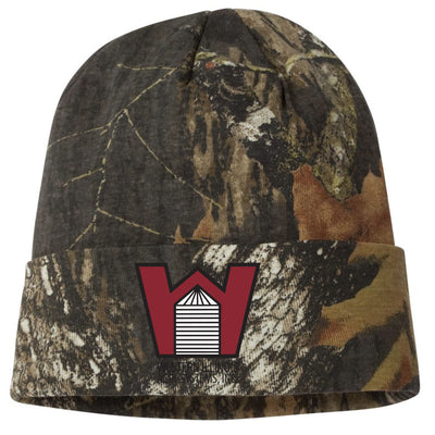 WIAS Kati Camo Stocking Cap