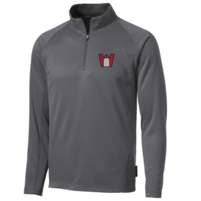 WIAS Fleece Lined 1/4 Zip