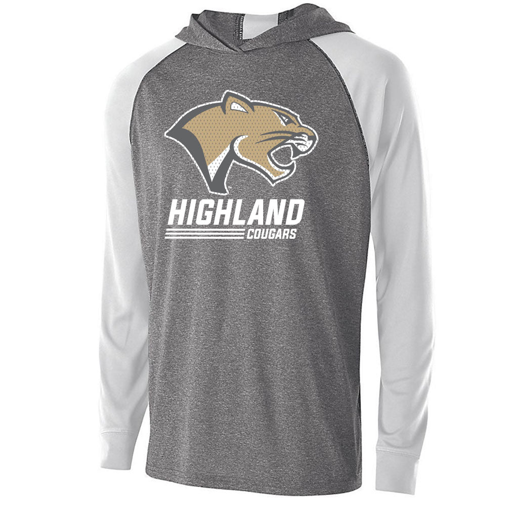 Highland Echo Light Hoodie Stack Cougar