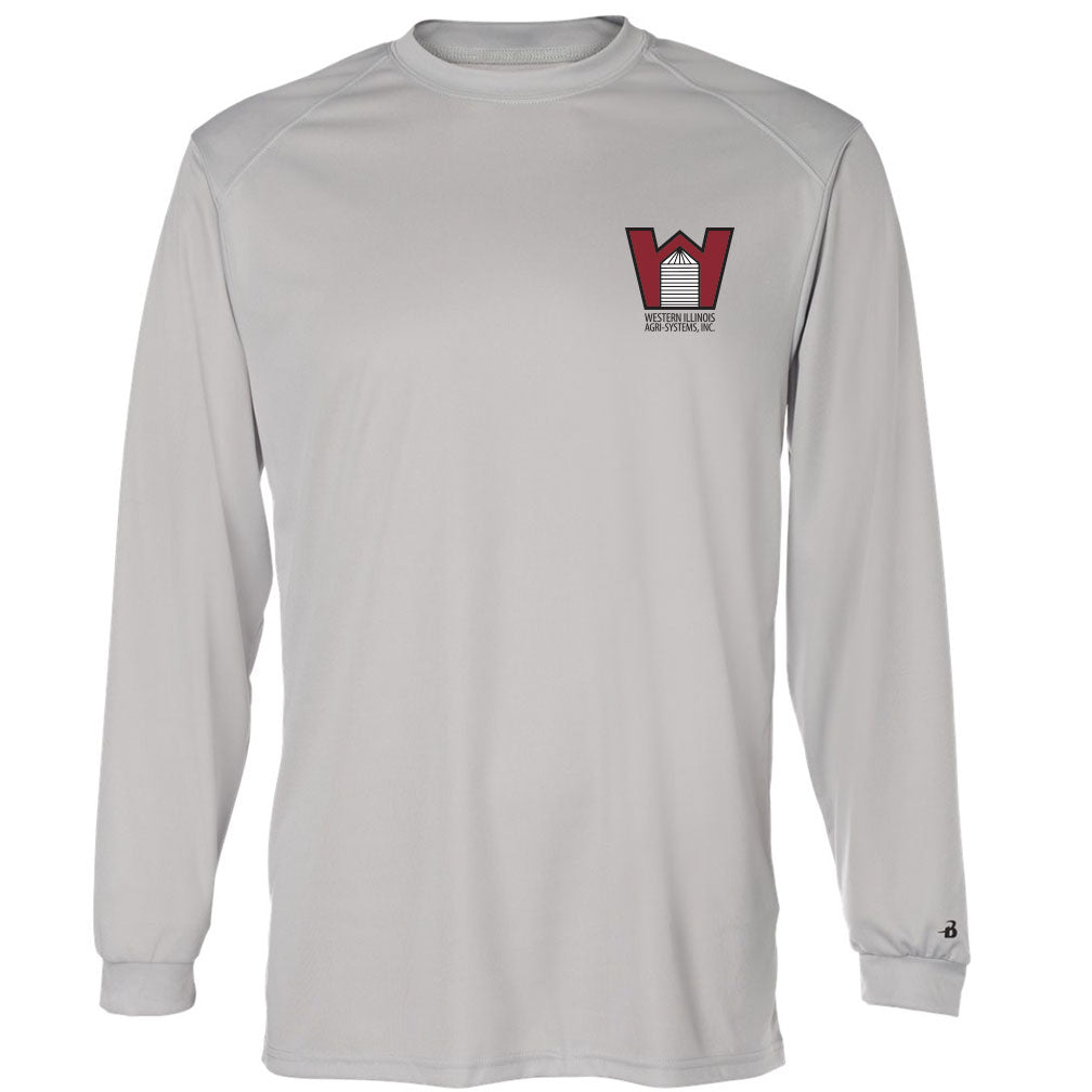 WIAS Drifit Long Sleeve