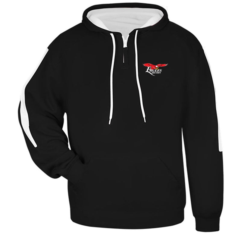 Knox County Football Youth Sideline 1/4 Zip Hoodie