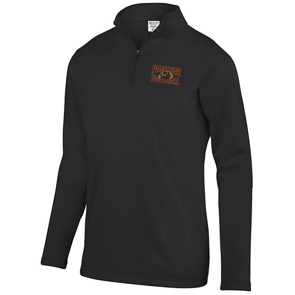 Palmyra Football Fleece Lined Drifit 1/4 Zip