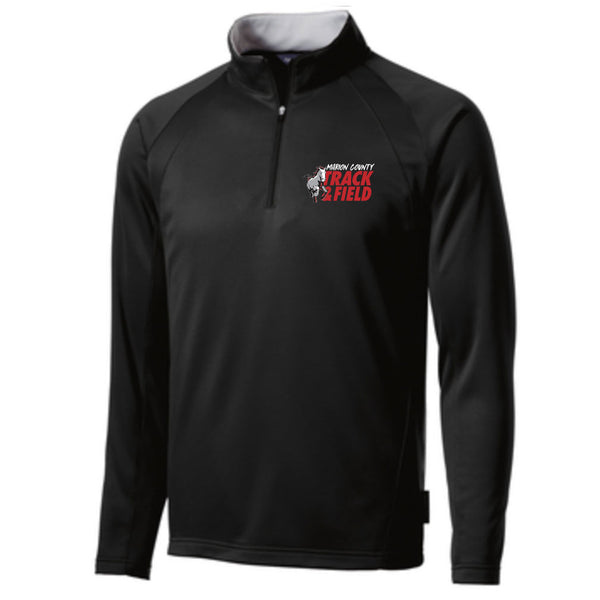 Marion County Spring 2019 Fleece Lined 1/4 Zip