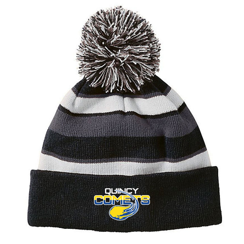 Quincy Comets Comeback Beanie