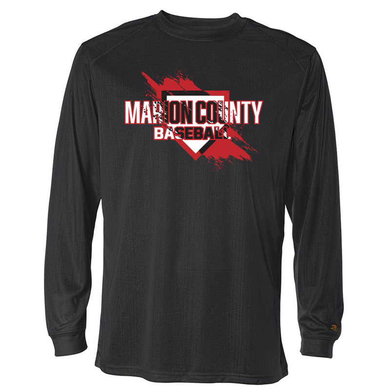 Marion County Spring 2019 Drifit Long Sleeve