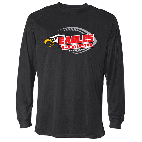 Knox County Football Drifit Long Sleeve