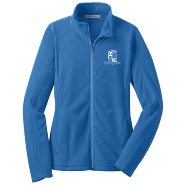 10th Street Children's Academy Ladies Full Zip