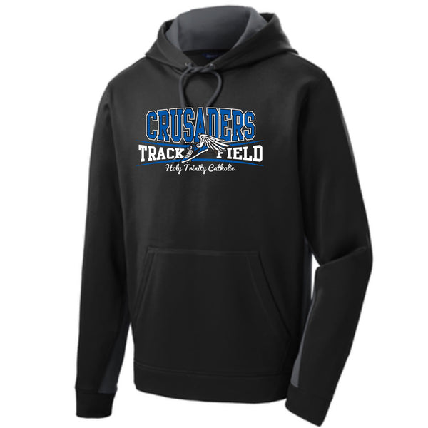 Holy Trinity Track & Field Colorblock Hoodie