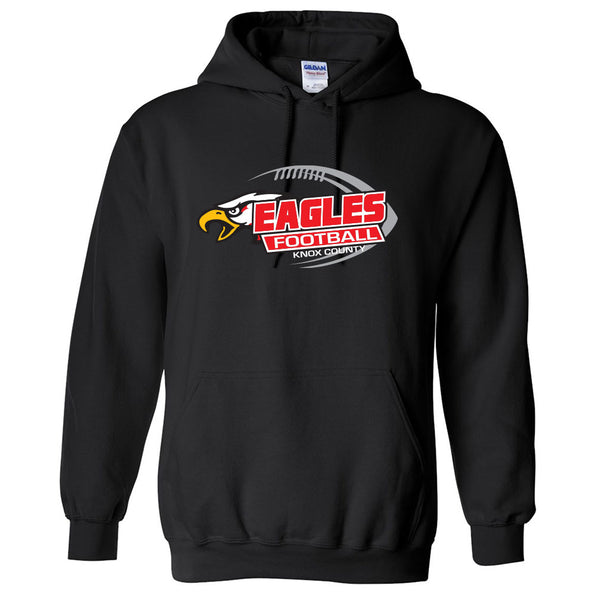 Knox County Football Hoodie