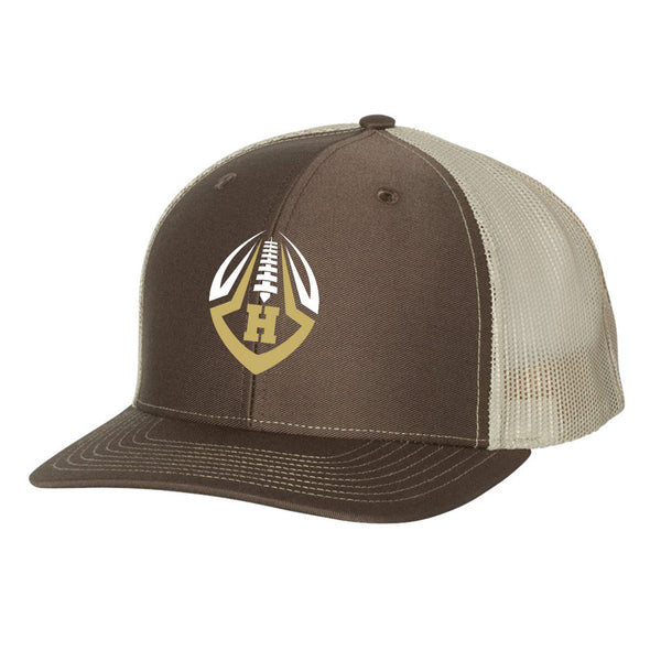 Highland Football Snapback Adjustable Hat
