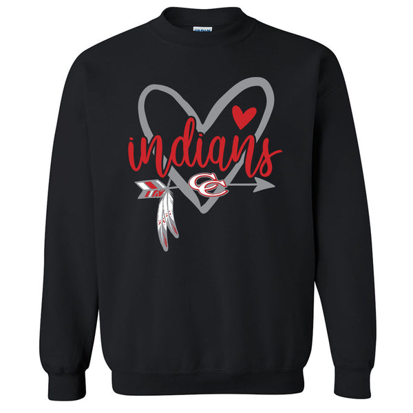 Clark County Indians Sweatshirt