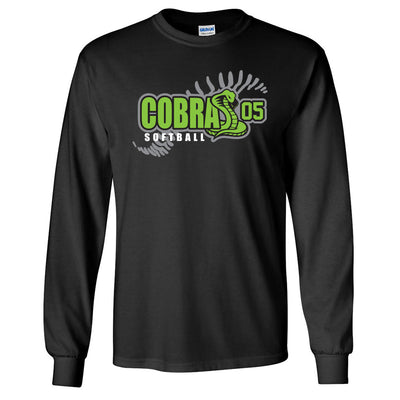 Cobras 05 Softball Long Sleeve