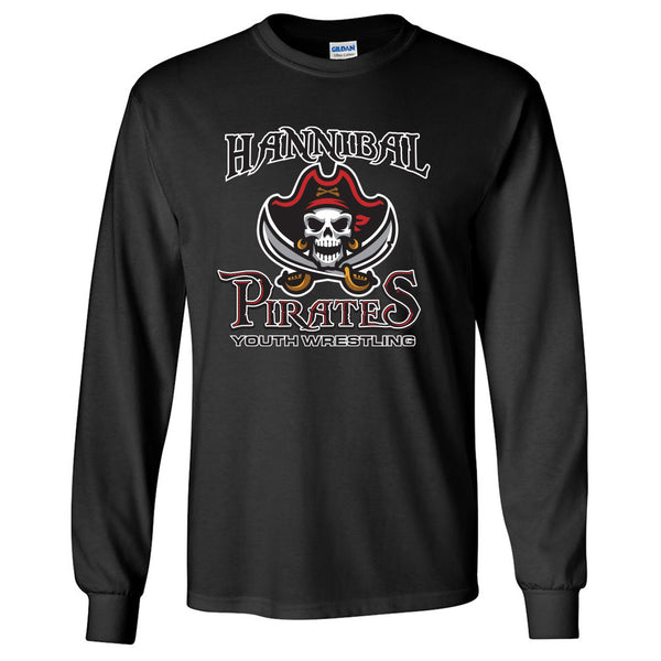 Hannibal Youth Wrestling Long Sleeve Tee