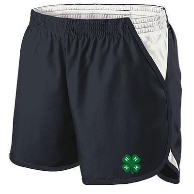 Lucky Four 4-H Club Ladies Energizer Shorts