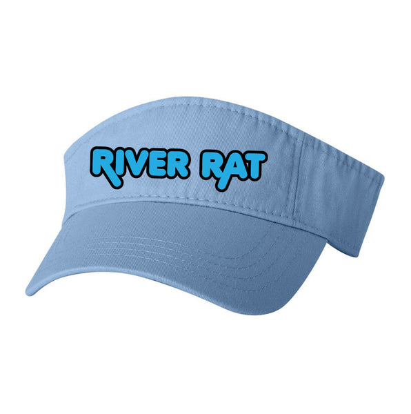 Marion City River Rat Visor