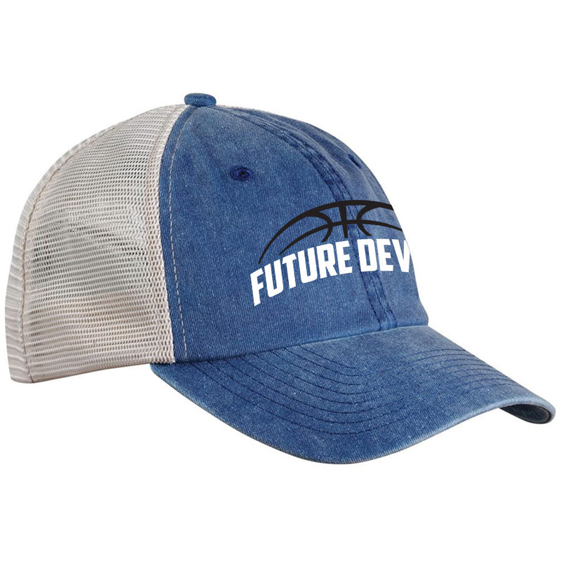 Future Devils Basketball Pigment Dyed Hat