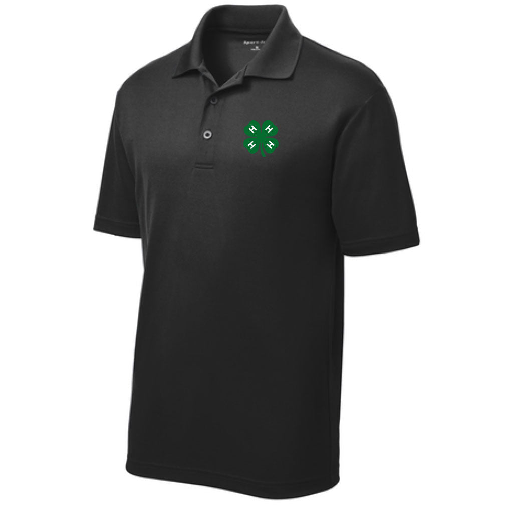 Lucky Four 4-H Club Polo