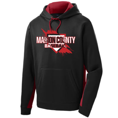 Marion County Spring 2019 Colorblock Hoodie