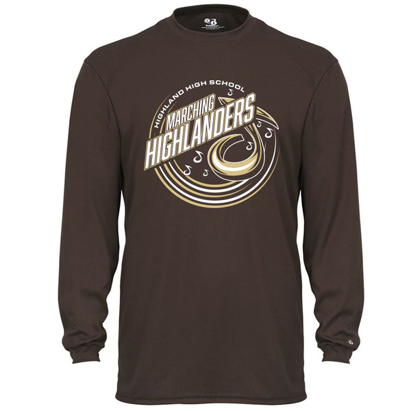Marching Highlanders '19 Drifit Long Sleeve