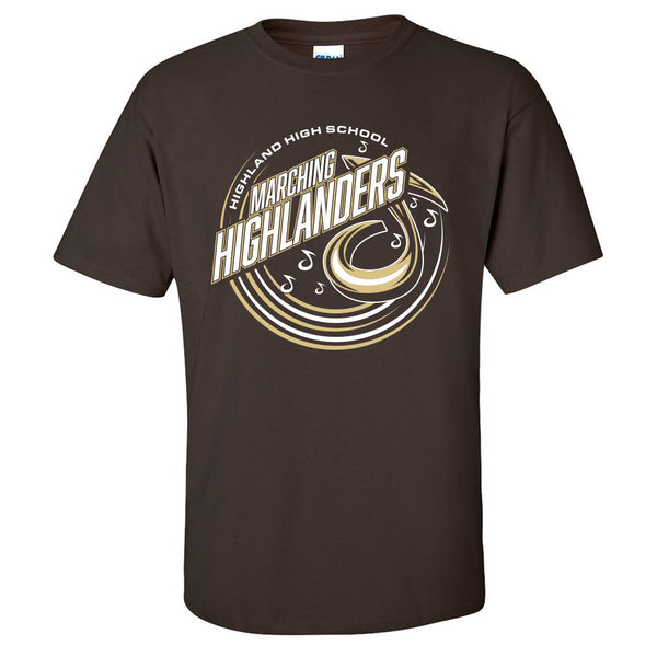 Marching Highlanders '19 T-Shirt