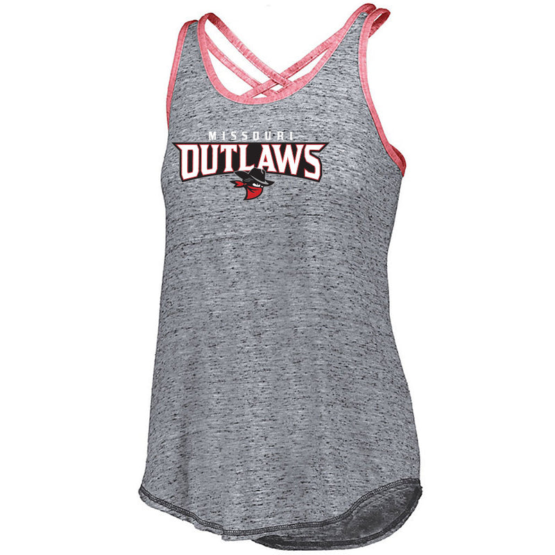 Outlaw Softball Ladies Advocate Tank