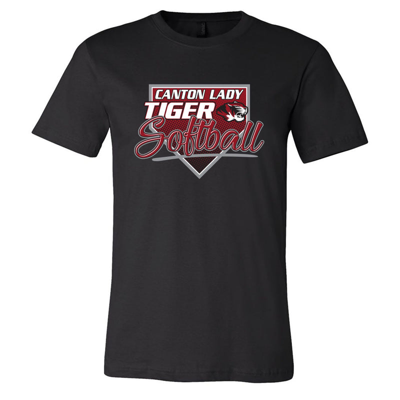 Canton Softball Softstyle Youth Tee