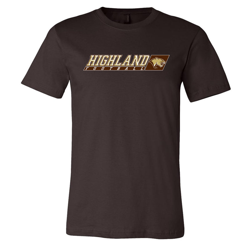 Highland Football Softstyle Tee
