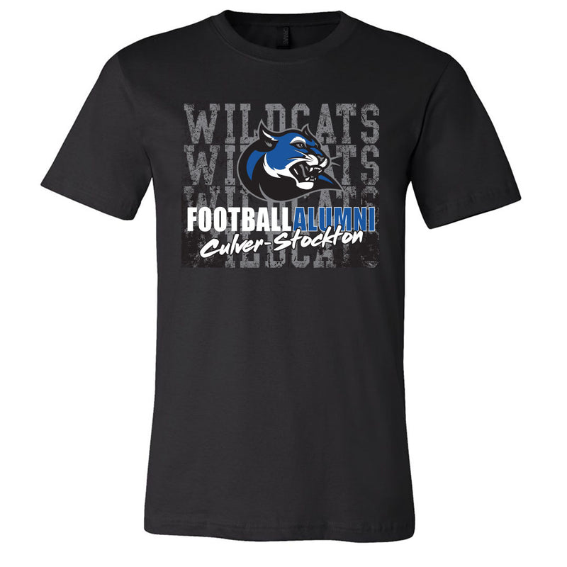 C-SC Football Alumni Softstyle Tee