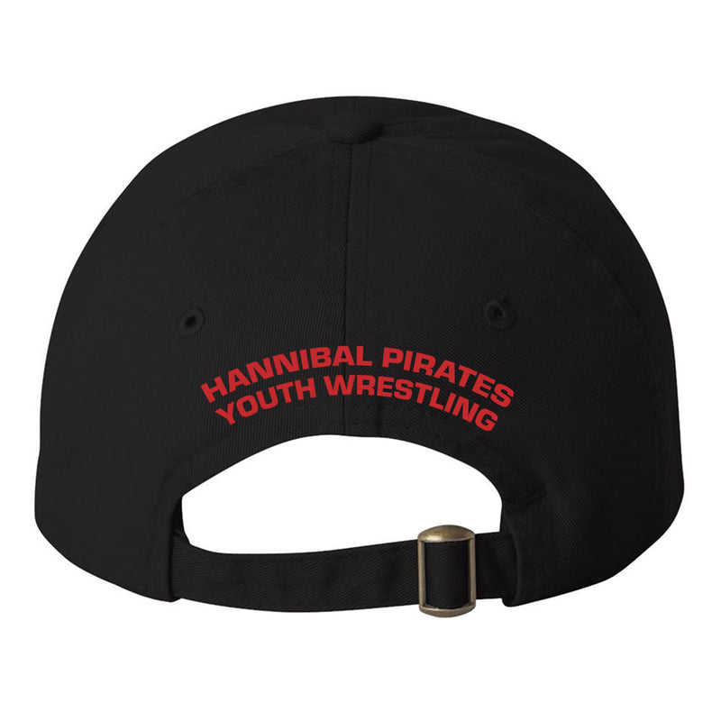 Hannibal Youth Wrestling Softstyle Hat