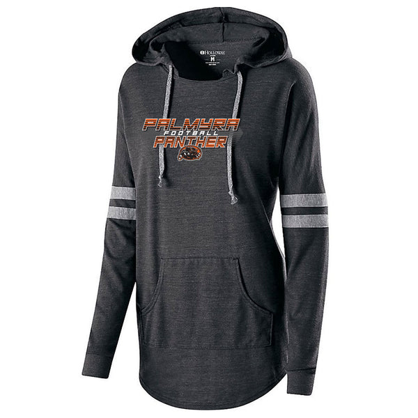 Palmyra Football Ladies Hooded Pullover
