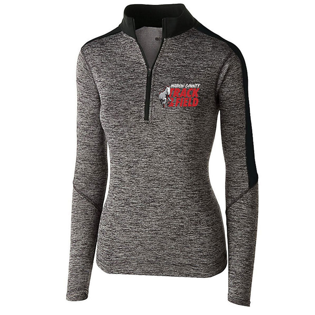 Marion County Spring 2019 Ladies Electrify 1/4 Zip